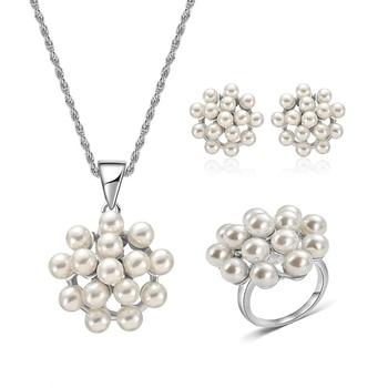 Fashion Geometric Vintage Jewelry Set  3