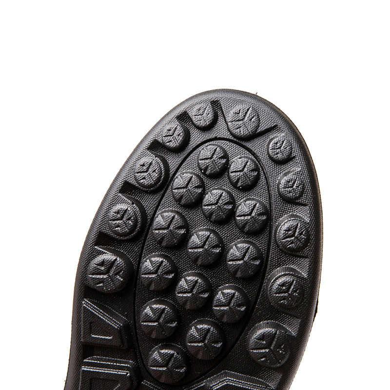 TIMETANG buty damskie, zima buty; damskie buty zimowe dla matek; ciepłe bawełniane buty wykonane z wodoodpornej tkaniny z pluszowe