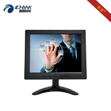 8 inches high sensitivity touch displays / industrial monitor medical device display