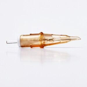 Image 4 - EZ V Select Tattoo Cartridge Needles #12 0.35mm Round Liner Tattoo Needles for Cartridge Tattoo Machine Grips  20pcs/box
