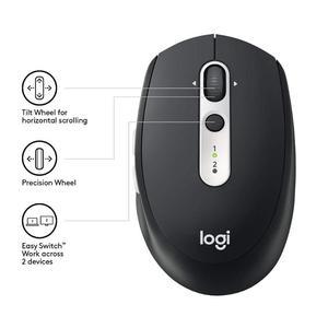 Image 4 - Logitech M590 אילם אלחוטי Bluetooth עכבר אופטי שקט מחשב עכברים מחשב היקפי אבזרים