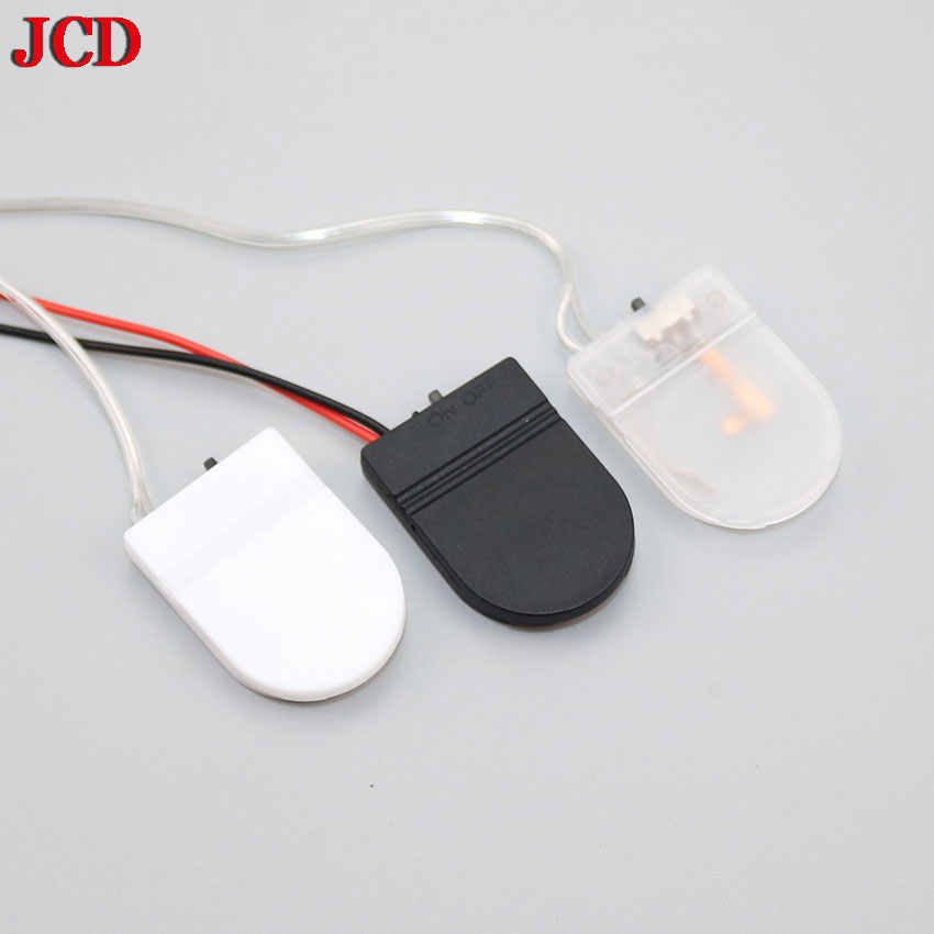 5X CR2032 Button Coin Cell Battery Socket Holder CaseCover With ON//OFF Switch RC