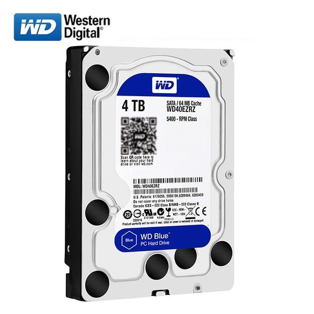 "WD 500GB desktop computer 3.5"" internal mechanical hard drive SATA 250/320/500GB 1/2/3/ 4TB 6Gb/s hard drive for Desktop 2"