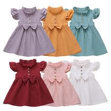 Одежда для маленьких девочек; Праздничное платье принцессы с