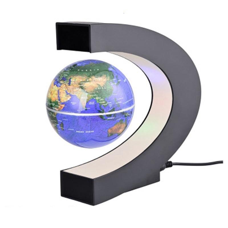 Globelight - Magnetic Levitating Globe Lamp