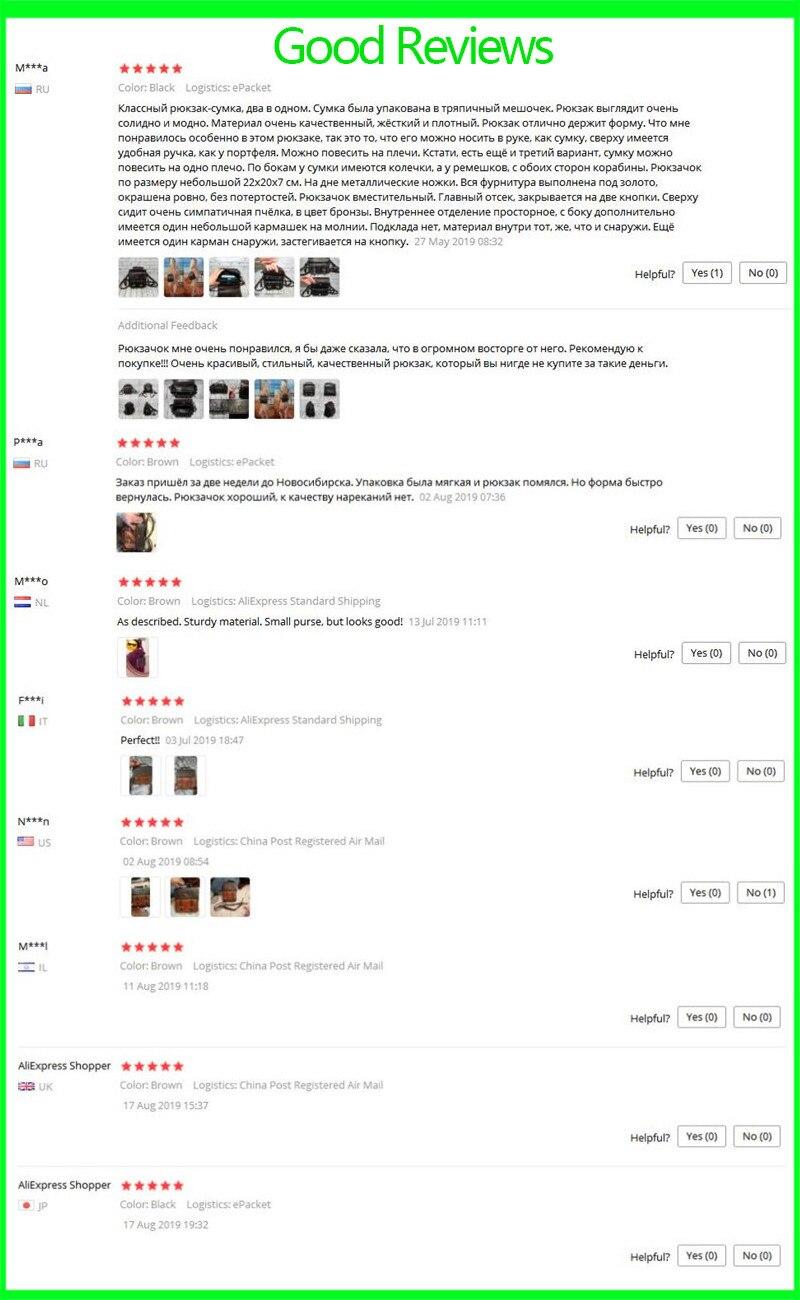 H635d50ba8ef642e2941a7f63e26fee3eE MVK Women Backpack Little Bee School College Backpack Vintage Pu Leather Preppy Women Famous Backpack Women mochila Dropshipping