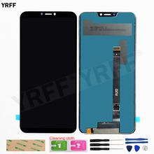 6.2 ZE620KL โทรศัพท์จอแสดงผล LCD สำหรับ Asus ZenFone 5 ZE620KL จอแสดงผล LCD Touch Screen Digitizer โทรศัพท์ชิ้นส่วน