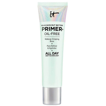 it cosmetics it your skin but better face primer oil-free makeup-gripping base pore refiner hydrator all day grip technology 1