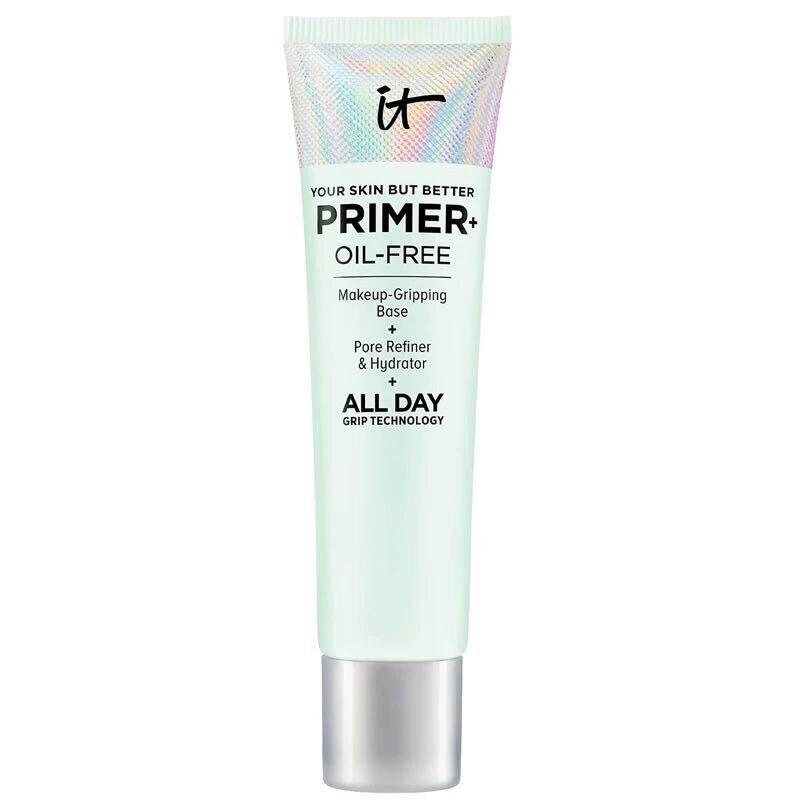Это косметика it вашей кожи, но лучше уход за кожей лица масляный праймер макияжа-захвата база поры нефтеперерабатывающая машина гидратор ве...