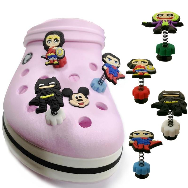 Adornos Para Zapatos Crocs Jibbitz B/&W