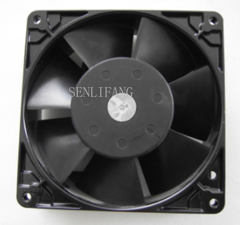 Free Shipping  W2K121-AA01-40 DC 230V 18W 127x127x38mm Server Cooler Fan