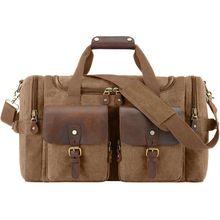 Travel Luggage Storage Handbag Large Capacity Shoulder Duffle Bag Organizer