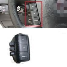 Steering wheel button multimedia volume adjustment control button cruise control switch button for kia Borrego Mohave 2008 2012