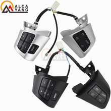Para TOYOTA COROLLA aded150 NDE150 NRE150 ZRE15 * ZZE150 2007-2013 botón de Control de Audio del volante y cable