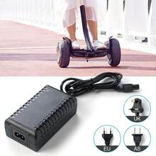 Power Adapter Oplader Voor 2 Wiel Fit Batterij Self Balancing Scooter Hoverboard Drift auto US UK EU Plug Power auto accessoires(China)