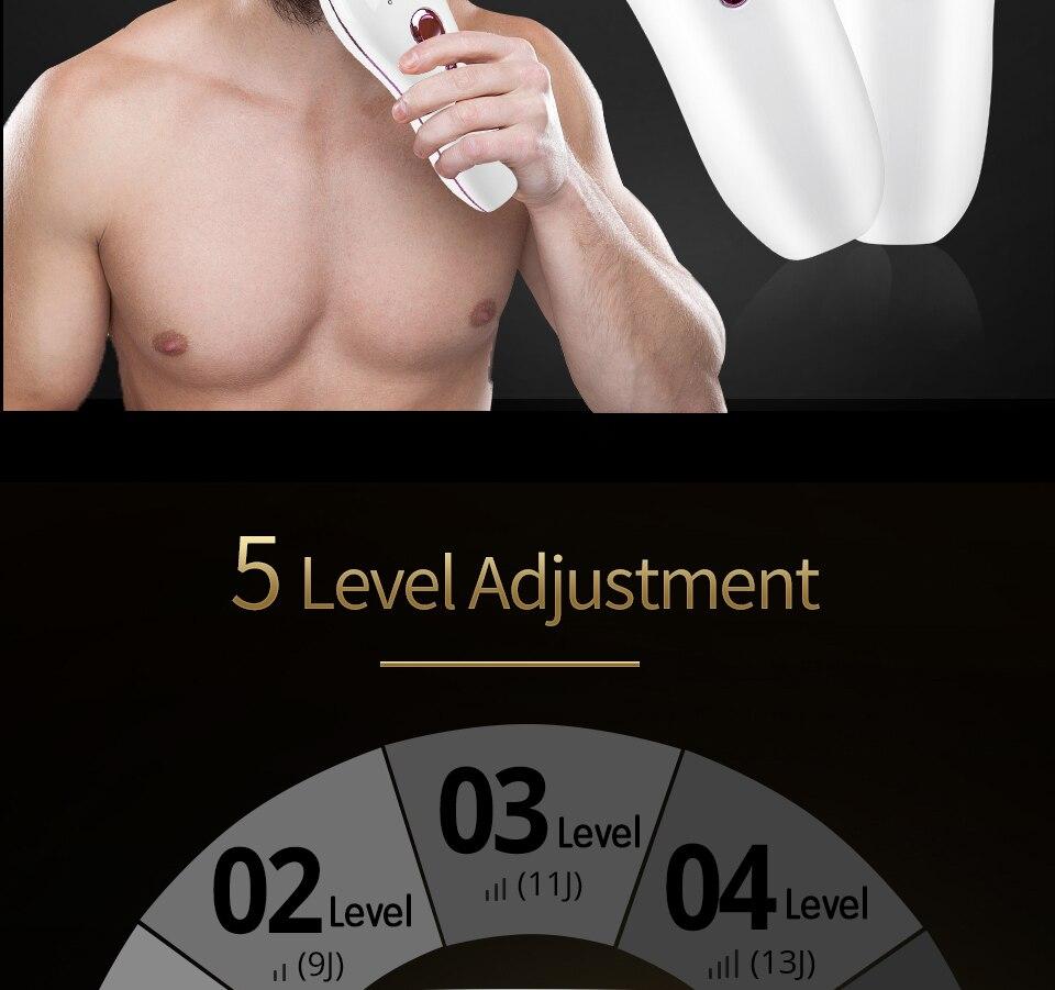 dispositivo depilador masculino feminino corpo biquíni depiladora