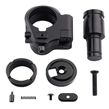 цена на Tactical Aluminum AR Folding Stock Adapter For M16 M4 SR25 Series GBB(AEG) Airsoft Gun Hunting Accessories