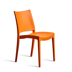 Postmodern Stylish Plastic Chairs Dining Chairs for Dining Rooms Study Furniture Living Room Bedroom Kitchen Cafe Dining Chairs