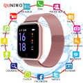 Relógio inteligente vs q9 y6 pro p68 p70 pulseira à prova dwaterproof água relógio atividade rastreador de fitness monitor de freqüência cardíaca borda