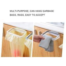 Multipurpose Single Lever Kitchen Door Back-Towel Rack Cabinets Cloth Hanger Hook Wall Mounted Towel Bar Bathroom Accessory