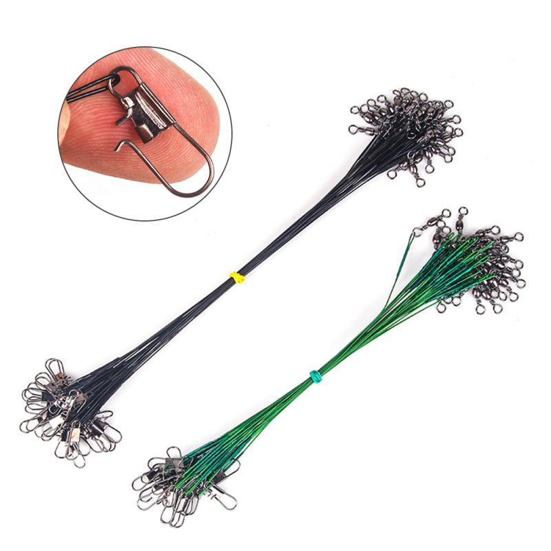 2020 Fishing Gear Weave Anti-biting Wire Bait Wire Anti-biting Wire Front Line Anti-winding Braided Wire Fishing Accessories