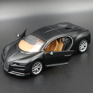 Simulation Bugatti Chiron Diecast Alloy Cars Alloy Minicar Collection Model Car Kids Toy For Boy Gift 1:34