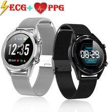 DT28 Men Smart Watch IP68 Waterproof ECG Heart Rate Blood Pressure Monitor Fitness Tracker Smartwatch Sport Bracelet