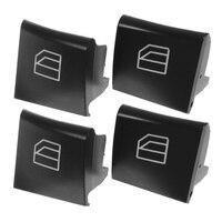 4X Window Switch Reparatie Knop Caps Voor Mercedes Ml Gl R Klasse W164 X164 op