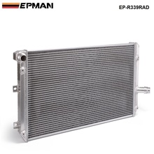 Radiator Cooling Racing Golf for VW Gti MK5 MT 06-10 Manual 2-Row Full-Alloy EP-R339RAD