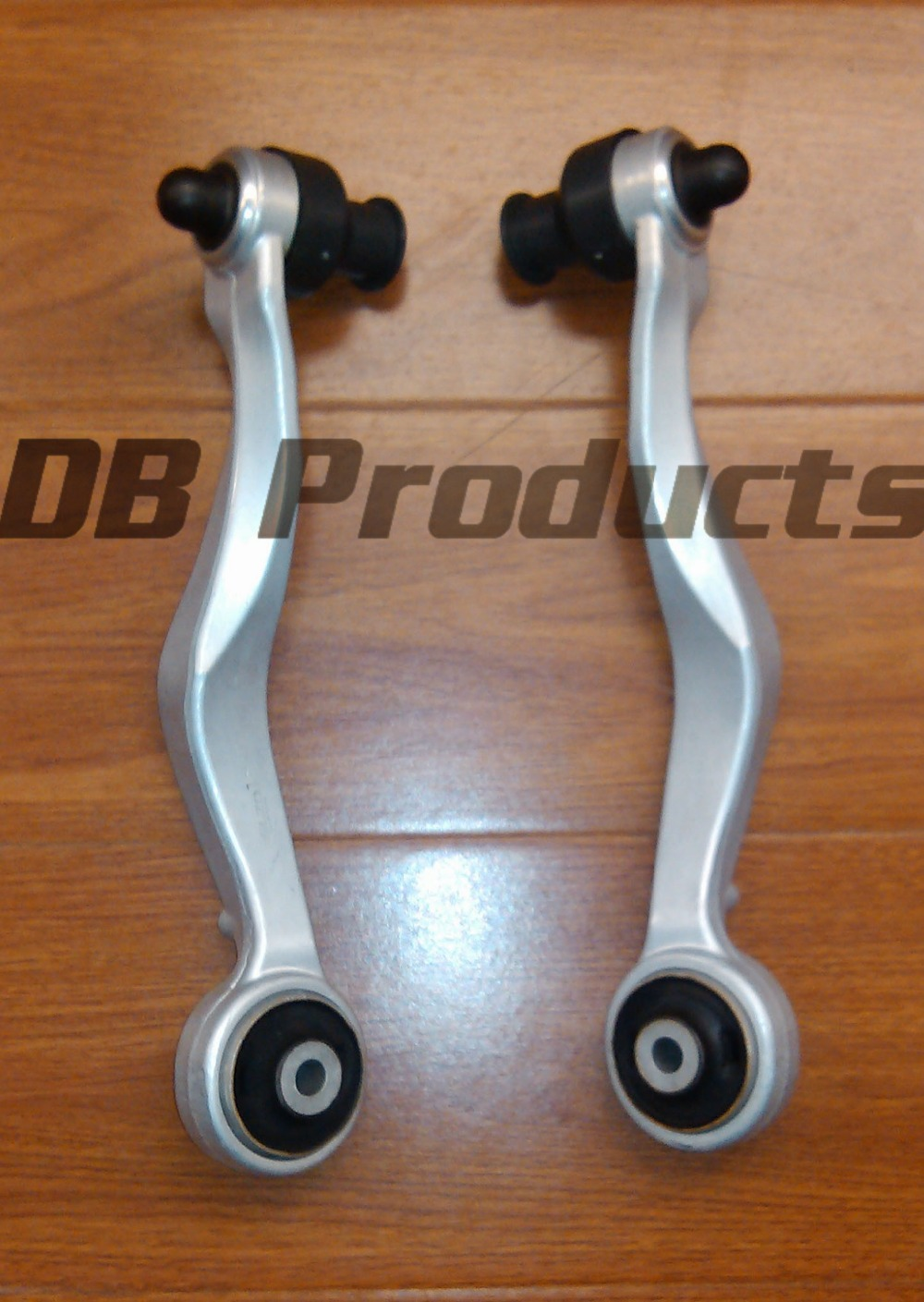 Front Lower Forward Control Arm Ball Joint Pair for Audi A6 A8 Quattro VW Passat