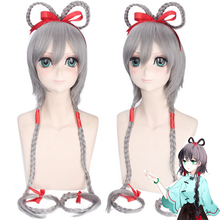 High Quality Luo Tianyi Cosplay Wig VOCALOID Costume Play Wigs Halloween Costumes Hair набор tianyi flxce53jt 53 page 9
