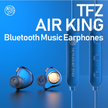 TFZ/ AirKing HIFI Bluetooth In-ear Wired Earphone For Mobile Phone with Mic,With Charging Cable Young Build-in Mic
