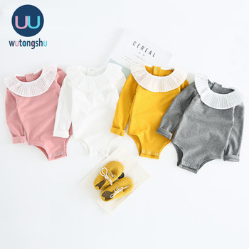 Baby Girl Rompers Autumn Winter Infant Cotton Long Sleeve Newborn Clothing Body Bebe Outfits Dropshipping