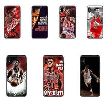 Newest Super Cute Phone Cases For Huawei Honor 20 20I 20S 10 10I 6A 7A 7X 8C 8X 9 9A 9I 9X Lite Pro Jimmy Butler(China)