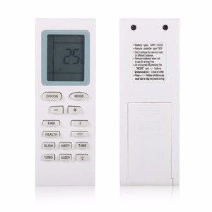 Image 1 - Remote Control For Gree YBOF New Stylish Air Conditioner Remote Controller Replacement Controller For Gree Air Conditioning