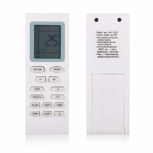 Remote Control For Gree YBOF New Stylish Air Conditioner Remote Controller Replacement Controller For Gree Air Conditioning