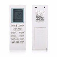 Télécommande pour Gree YBOF nouvelle élégante télécommande de climatiseur contrôleur de remplacement pour Gree climatisation