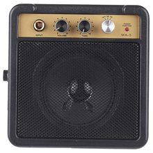 Электрический усилитель для гитарный Динамик 5 Вт с 635 мм Вход