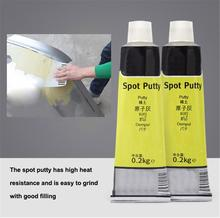 Spot Putty Car Scratch Repairing Soil Paint Surface Filling Ash High Heat Resistance And Is Easy To Grind With Good Filling aluminum tiffany chair with fixed seat light in weight easy to carry and storage paint coating with uv resistance