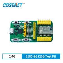 Test Kit ZigBee 3.0 USB Port EFR32 2.4GHz Smart Home Wireless Network Data Transceiver CP2102G 3.3V Test Board