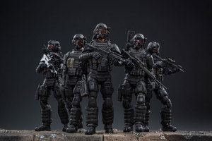 Image 5 - NEW JOY TOY 1/18 action figures US Marine Corps USMC Armed Forces model doll Birthday/Holiday Gift Free shipping