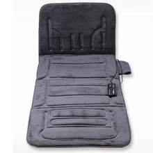 Materac do masażu całego ciała wielofunkcyjna poduszka do pochylania masażu na poduszce grzewczej pojazdu masaż odcinka szyjnego