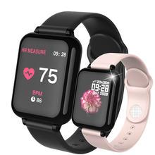 Смарт часы монитор сердечного ритма артериального давления несколько