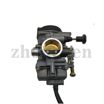 Motorcycle Carburator JIANSHE 250 ATV250 JS250 ATV250 Qingqi QM250GY GXT250 Carburetor Manual Choke Version