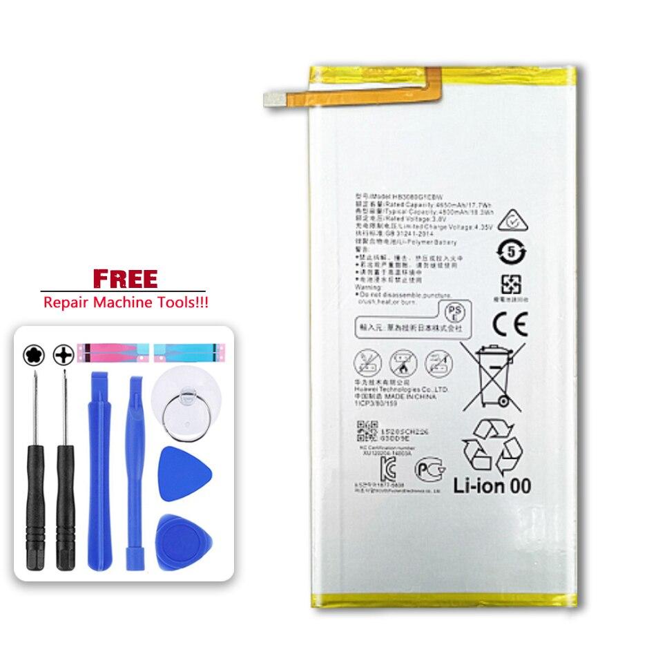 Bateria Para Huawei MediaPad M1 M2 M3 T1 8.0 8.4 10 10.1 Lite/S7 S7-601U/C/W S7-301W S7-301U S7-931/S8 S8-701u S8-701W/ BTV-W09