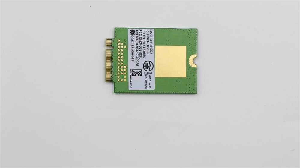 Fibocom L850-GL WWAN כרטיס עבור Lenovo Thinkpad X1 פחמן 6th X280 T480 T480s X1 יוגה 3rd 4th T490 T490s T580 l580 P52 01AX792