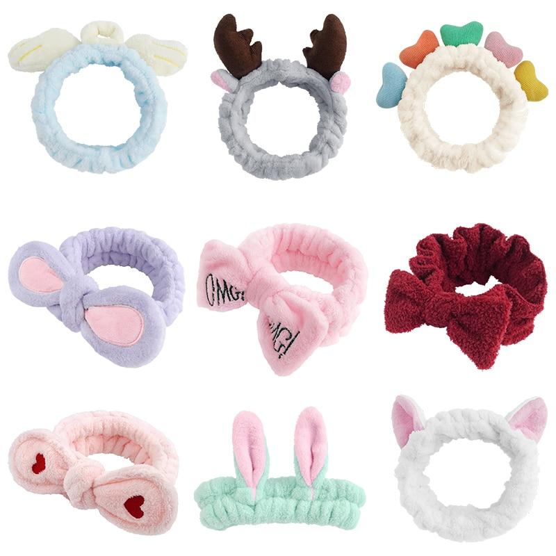 ChenYan Women New Headband Fashion Soft Headbands Girl Lovely Hairband FD42