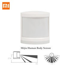 Sensor de cuerpo humano Xiaomi Original, dispositivo magnético inteligente para casa, súper práctico, accesorios, dispositivo inteligente