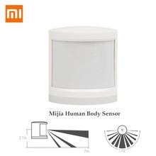 Датчик обнаружения человека Xiaomi, магнитный сенсор для умного дома, практичные аксессуары для смарт устройств, оригинал