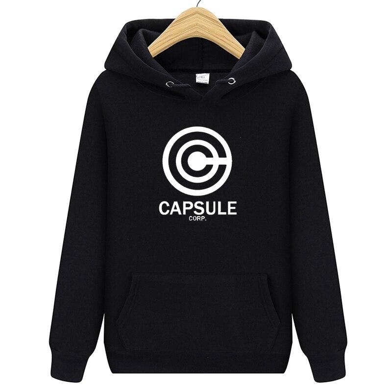 2019 CAPSULE Winter Warm Men/Women Sweatshirts Hoodie Harajuku Casual Design Black White Yellow HoodieMen Plus SizeS-XXL Tops